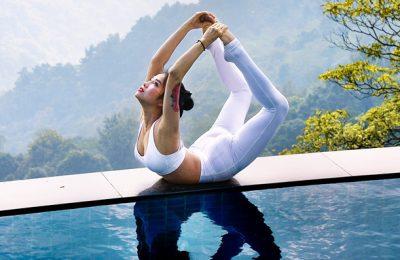 Bài tập yoga chữa đau lưng đơn giản có thể thực hiện ngay tại nhà