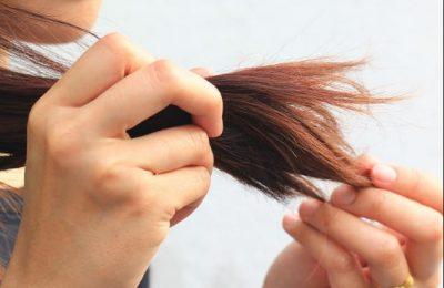 Tóc chẻ ngọn - nguyên nhân - khắc phục tóc bị chẻ ngọn