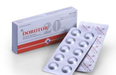 dorotor 20mg có tác dụng gì