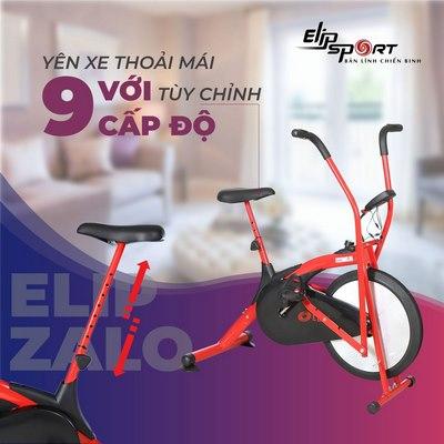 Giảm cân bằng máy đạp xe