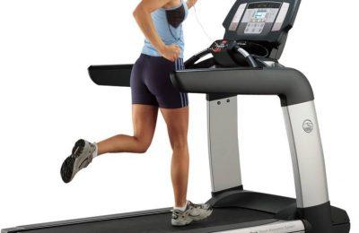 máy chạy bộ life fitness