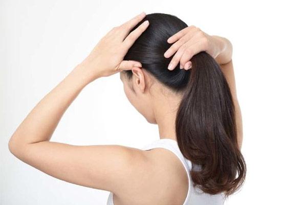 Nguyên nhân rụng tóc sau sinh